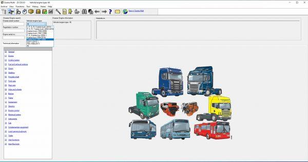 Scania-Multi-05.2021-Workshop-Manual–Spare-Parts-Catalog-DVD-5